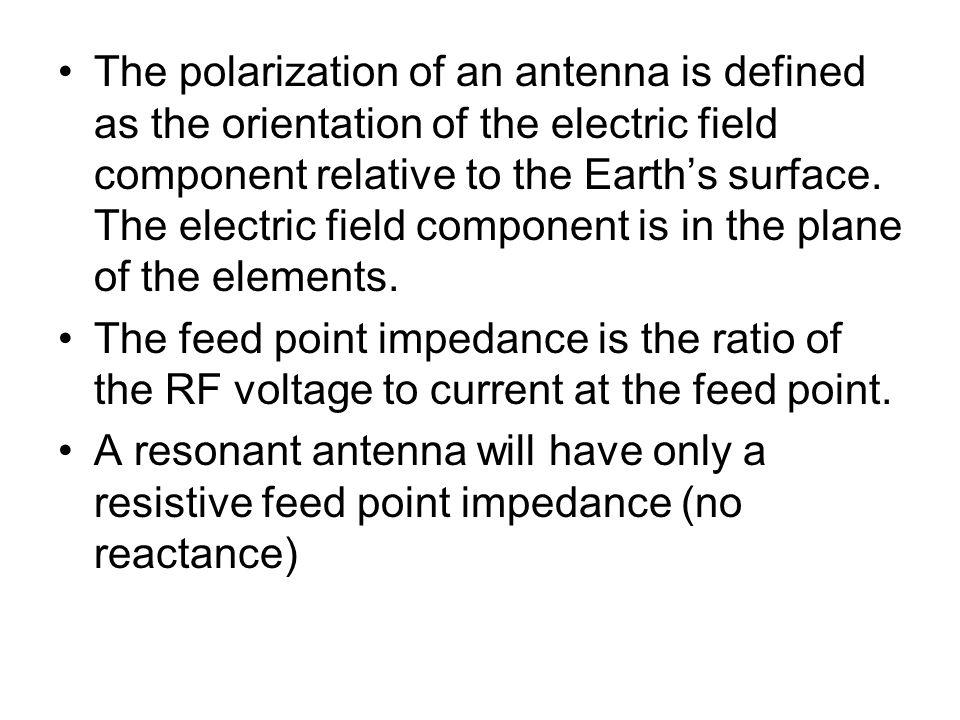Chapter 6 Antennas Antenna Basics - ppt video online download