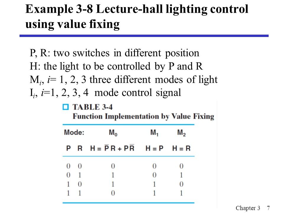 Overview Part 2 – Combinational Logic - ppt download