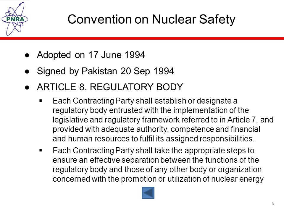 Convention on Nuclear Safety
