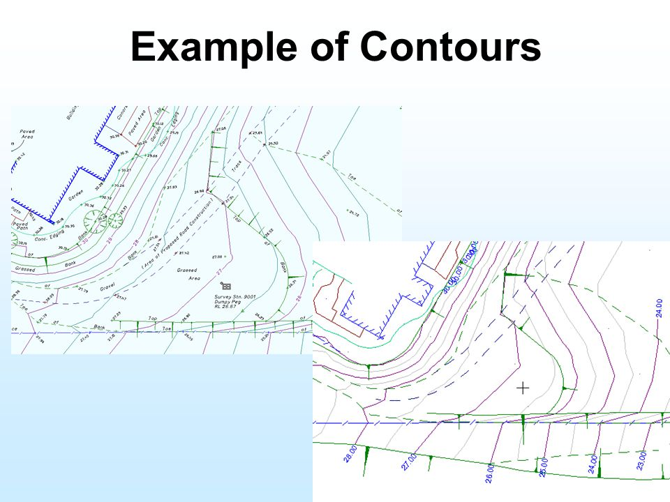 Example of Contours