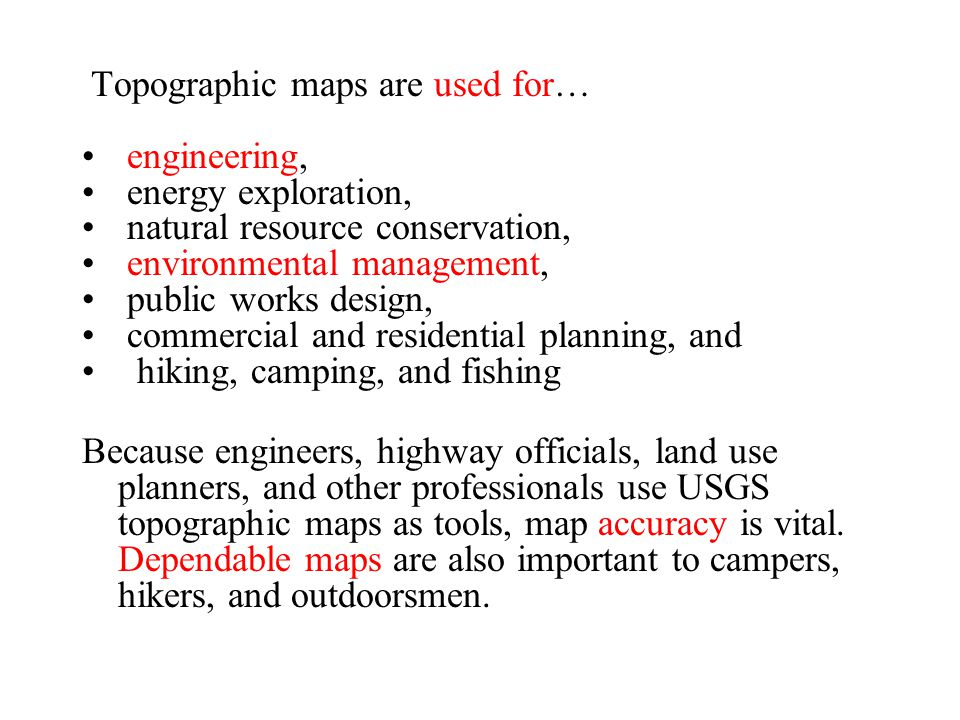 answers to exploration 2 interpreting topographic maps
