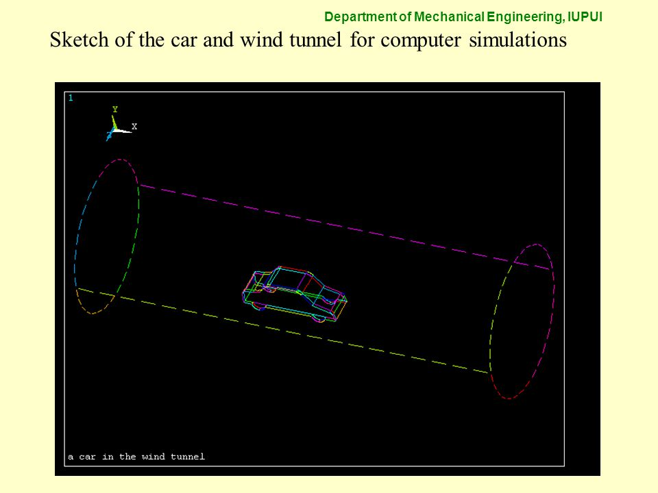 Computer Simulations of Wind Tunnel Experiments - ppt video online