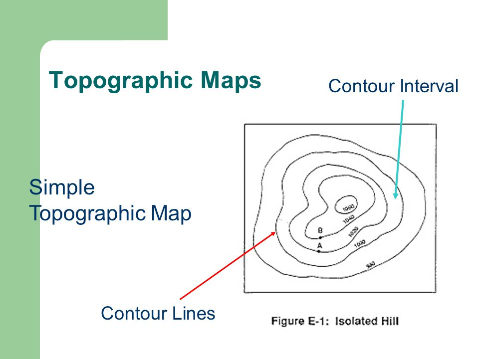 What Is A Contour Interval On A Topographic Map? What Is A Contour Interval On A Topographic Map | Campus Map