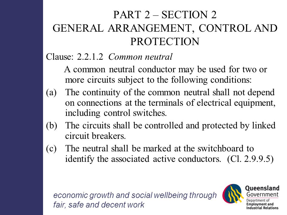 Wiring Rules Information Seminar - ppt download