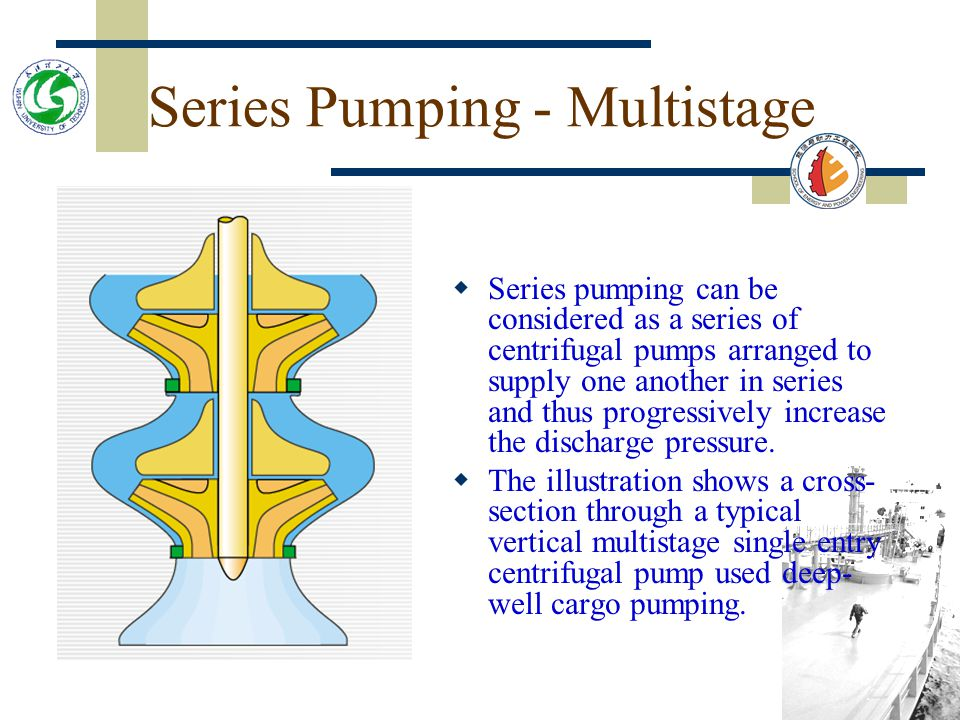 Series Pumping - Multistage
