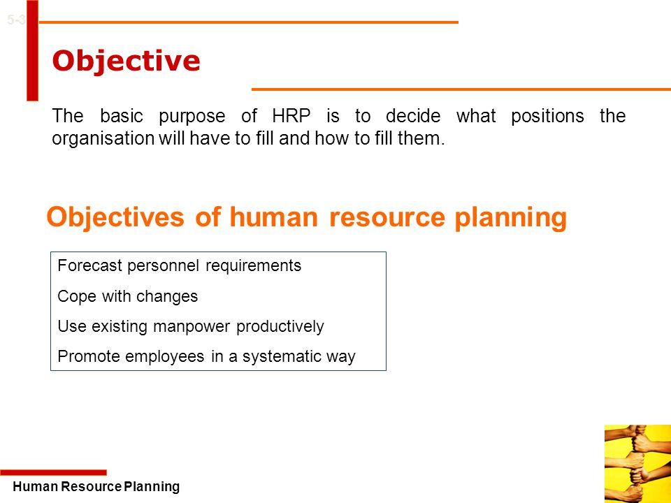 Presentation on manpower planning of a restaurant.