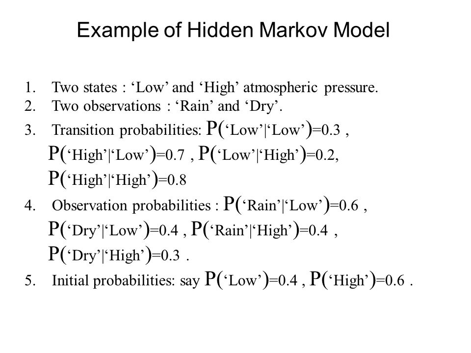 Speech Recognition and Hidden Markov Models - ppt video online download