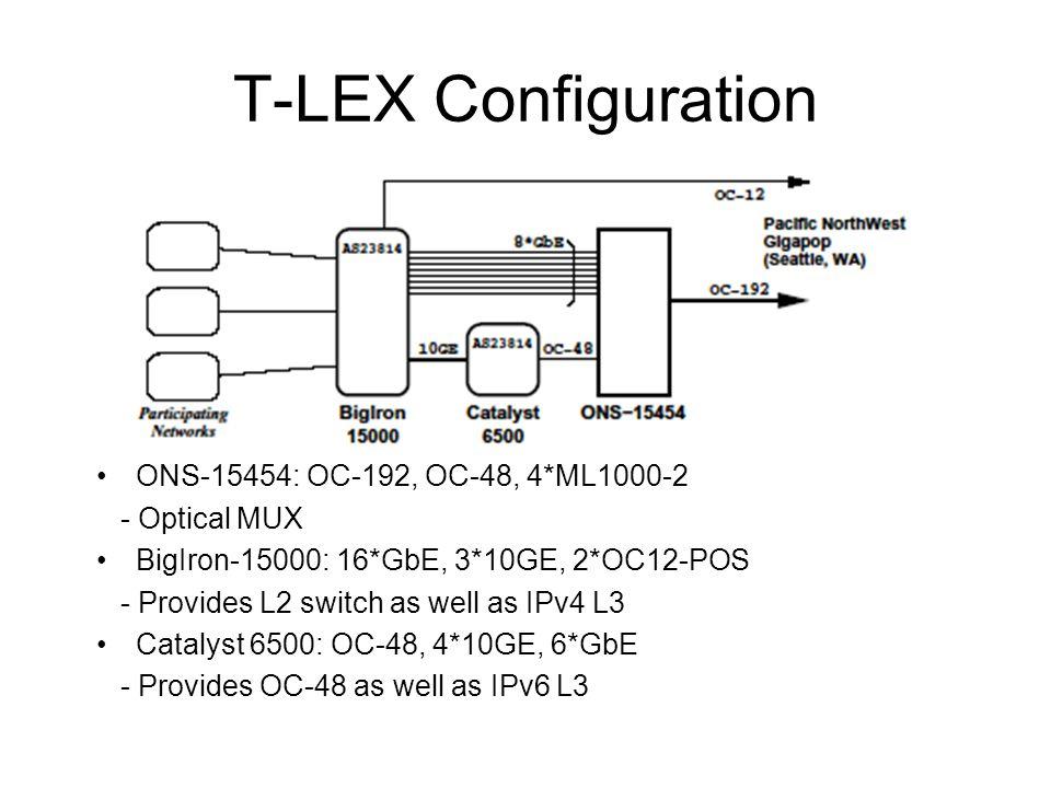 2c9b1954f0 11 T-LEX Configuration ...