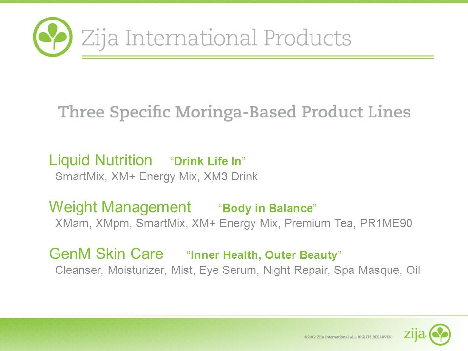 Liquid Nutrition Drink Life In