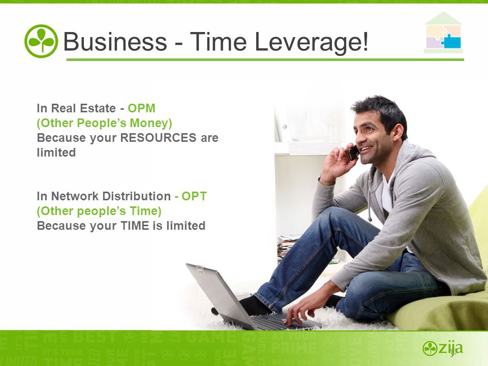 Business - Time Leverage!