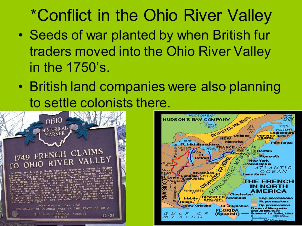 *Conflict in the Ohio River Valley