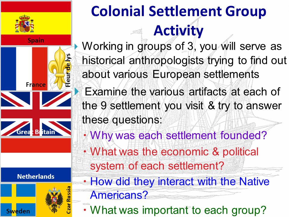 compare and contrast spanish and british colonization Prior to 1763, both spanish and british colonization efforts expanded into various regions of north america in less than a century, from 1625 to 1700, the movements of peoples and goods from europe to north america transformed the continent native americans either resisted or accommodated the.