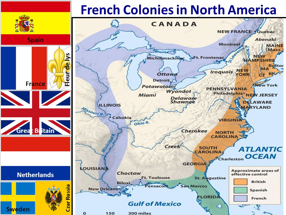 European colonization in north america spanish french dutch 23 french gumiabroncs Choice Image