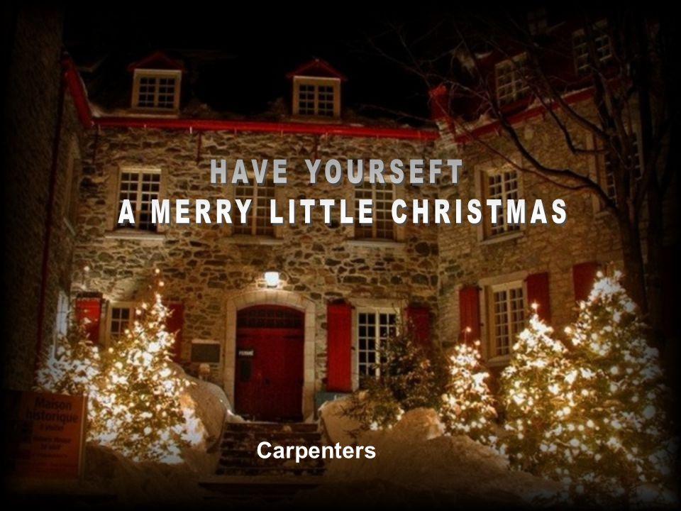 a merry little christmas - Merry Little Christmas
