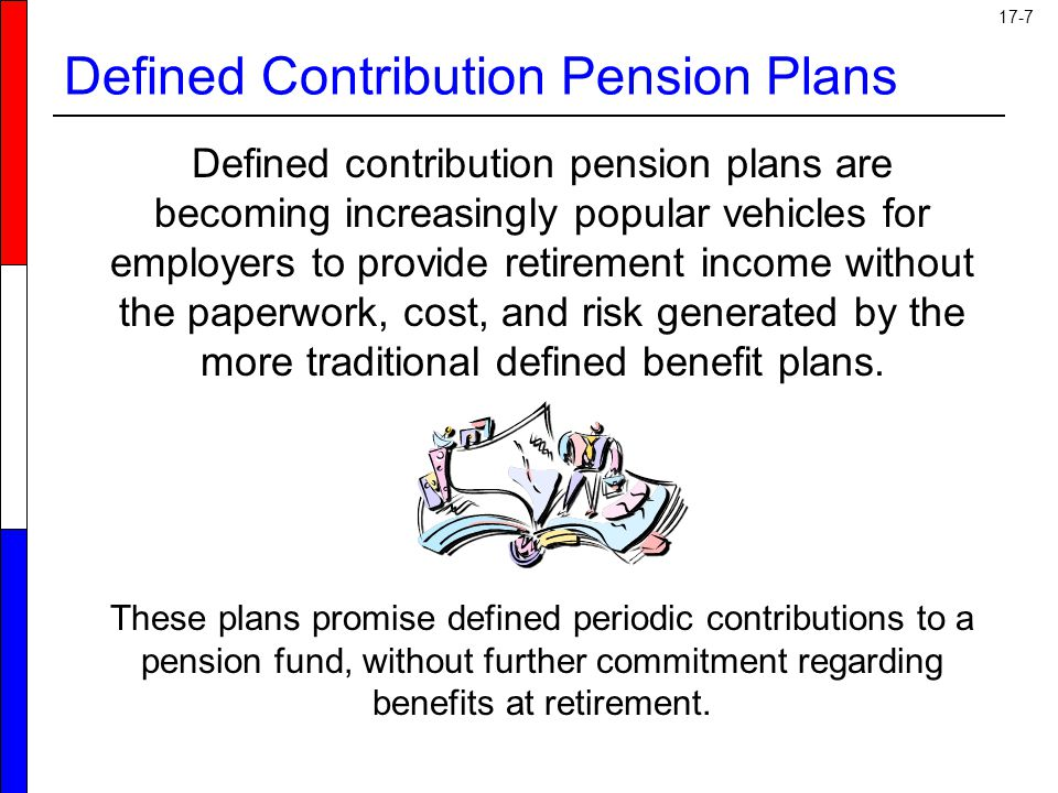 Defined Contribution Pension Plans