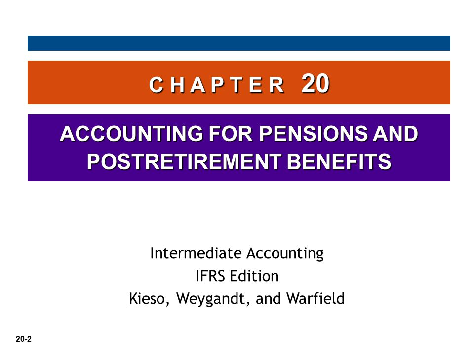 ACCOUNTING FOR PENSIONS AND POSTRETIREMENT BENEFITS