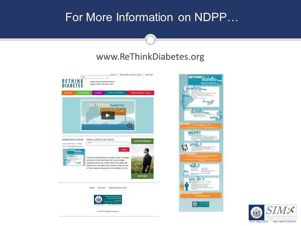 For More Information on NDPP…