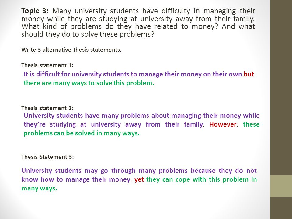 problem solution essay student model Problem solution essay topic ideas finding a great topic for an essay may sound easy until you have to write it then your mind goes blank or nothing really sounds quite right you finally end up overthinking it if you are trying to find your next great essay topic.