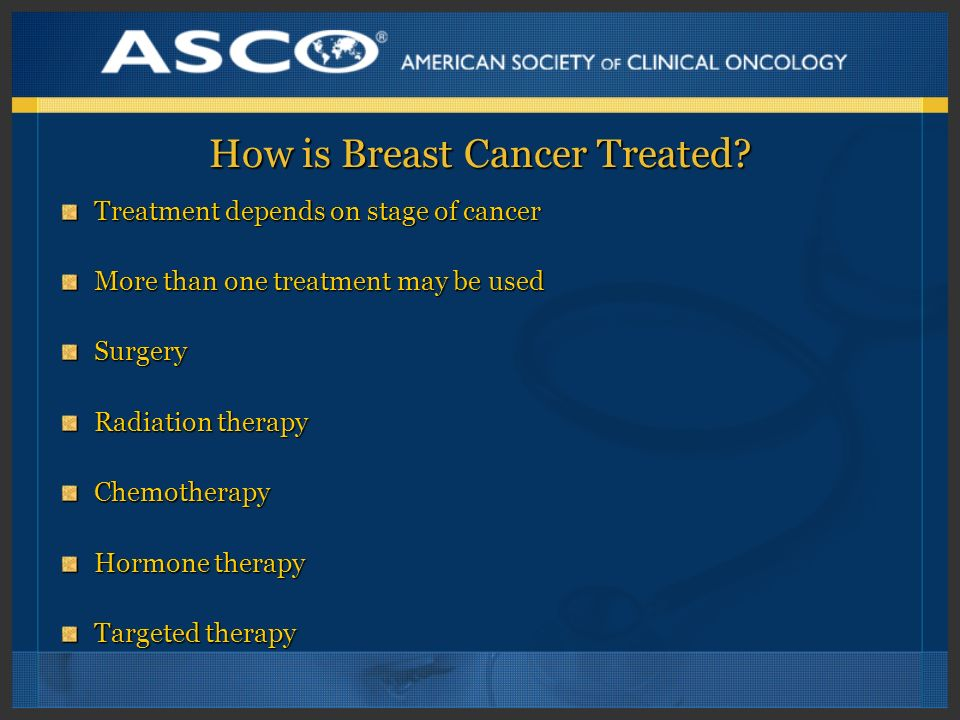 How is Breast Cancer Treated