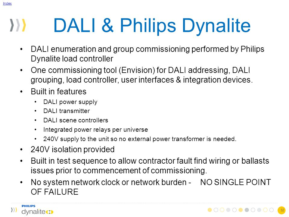 Mastering the possibilities of DALI with - ppt video online download