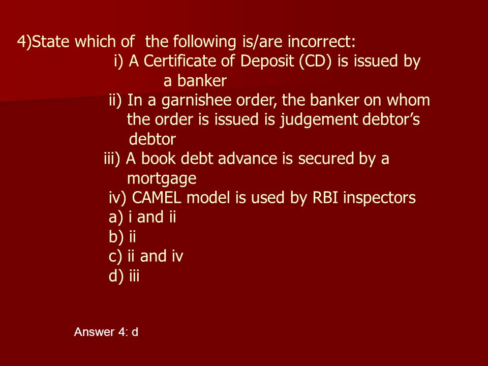 what is garnishee order in banking