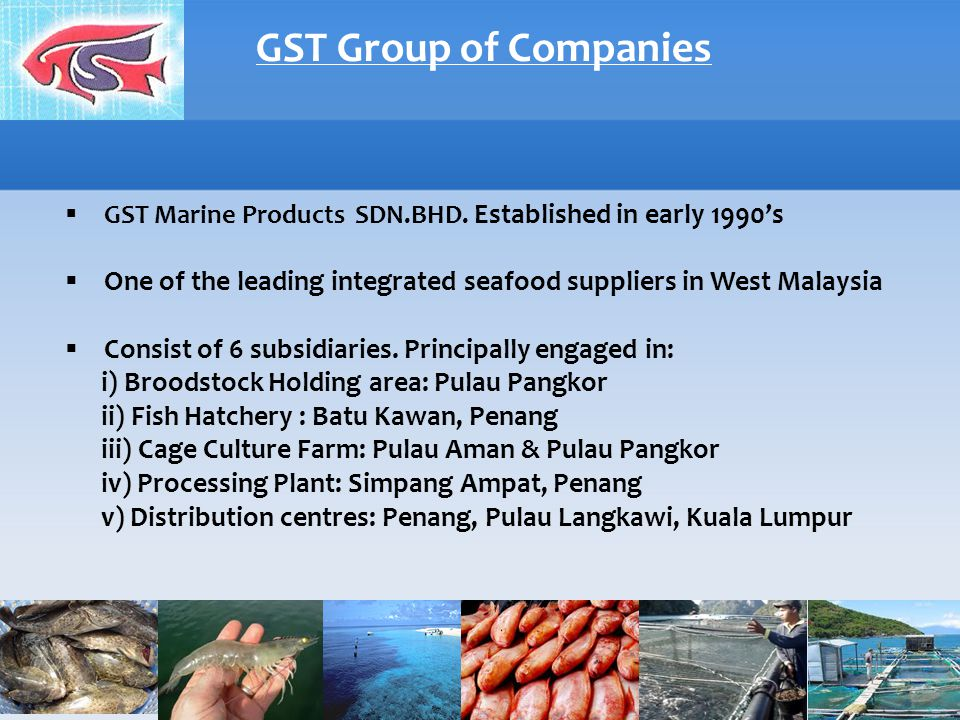 Marine Fish Farmers Association Of Malaysia Ppt Download