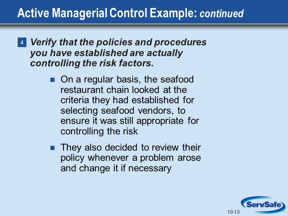 Food Safety Management Systems - ppt video online download