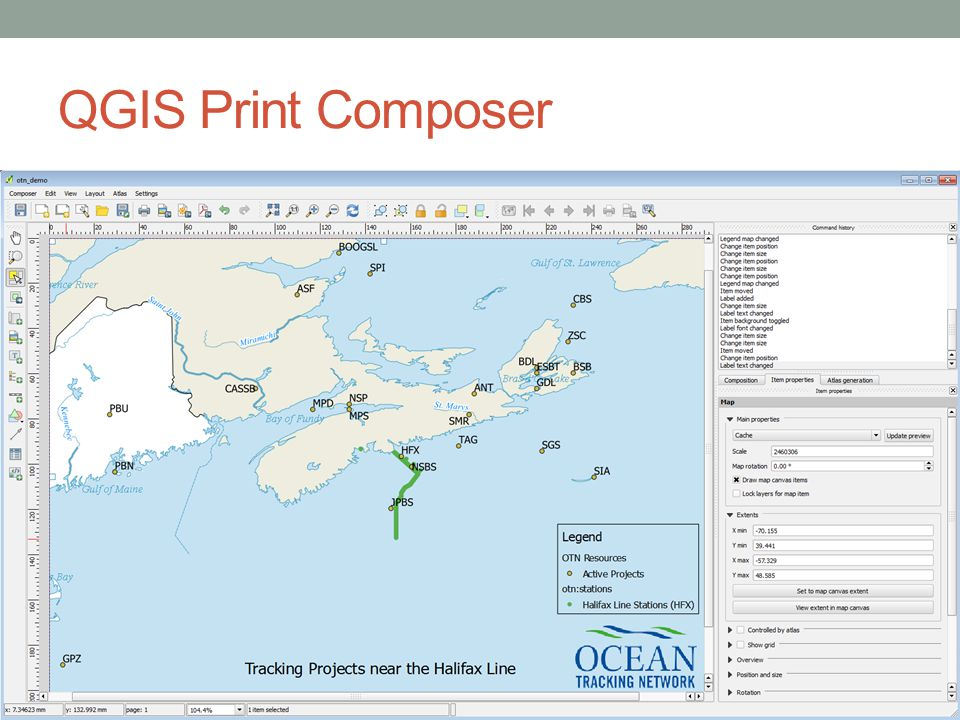 Creating Maps with Geoserver - ppt download