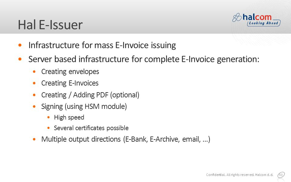 E Invoices Through The Existing E Banking Channel Jasna žaler Ppt