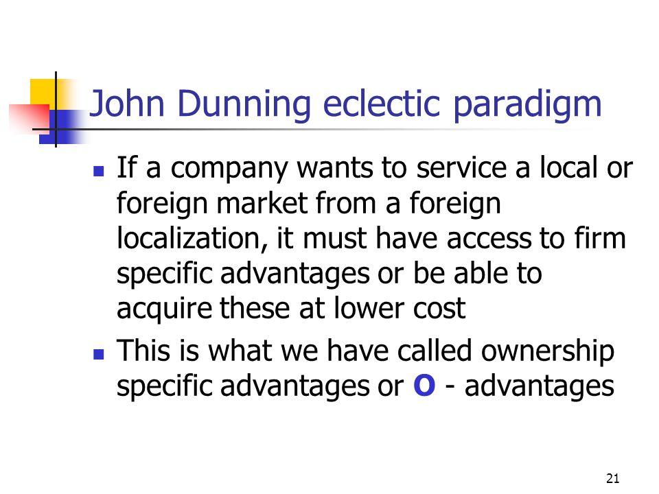alliance capitalism and global business dunning john h dunning professor john h