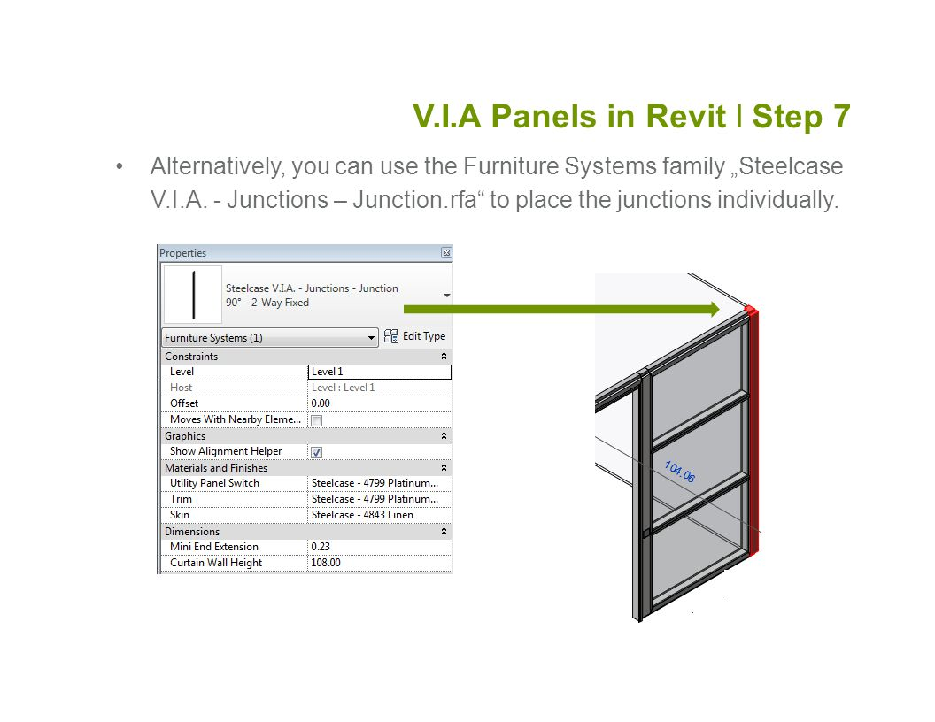 V I A  Modeling Guide For Revit Families  - ppt video online