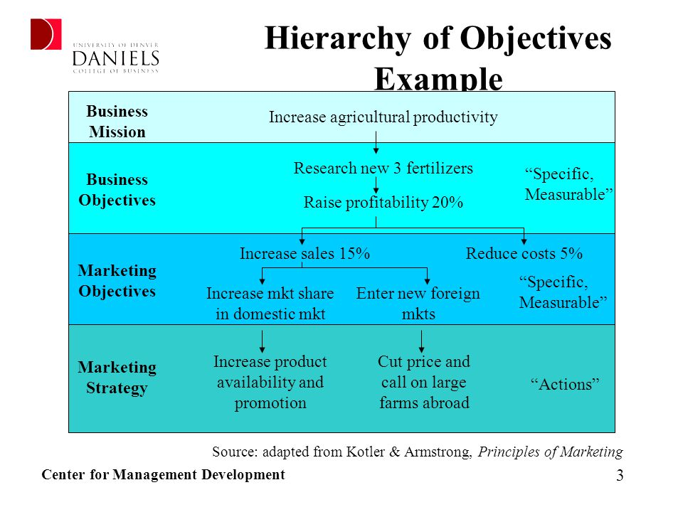 Marketing Objective Example | Formulating Your E Commerce Marketing Strategy Ppt Download