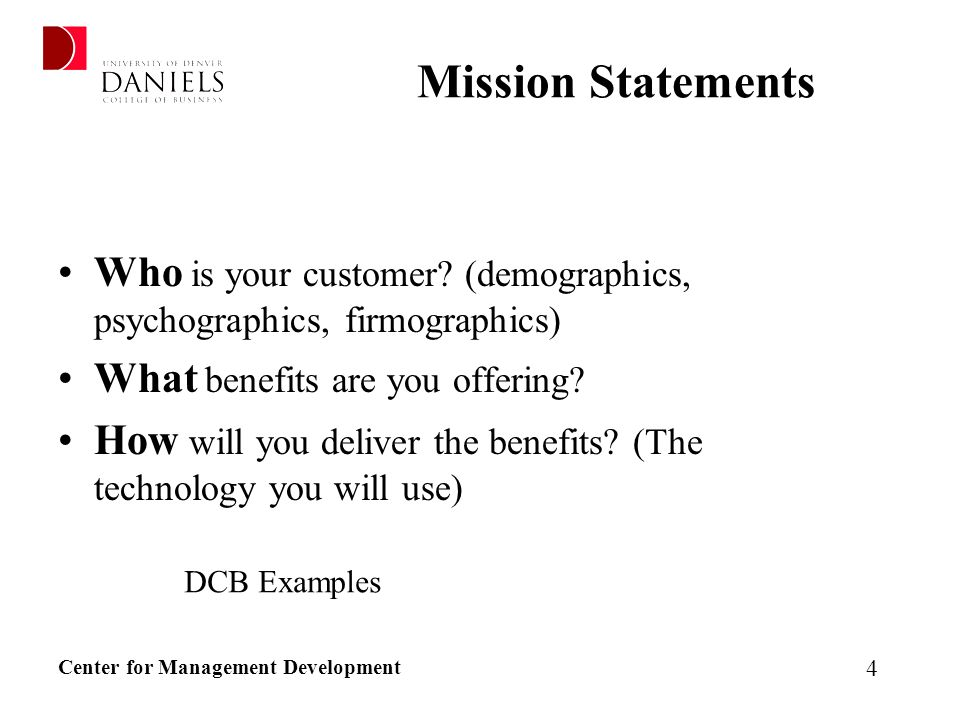 51 mission statements from the world's best companies.