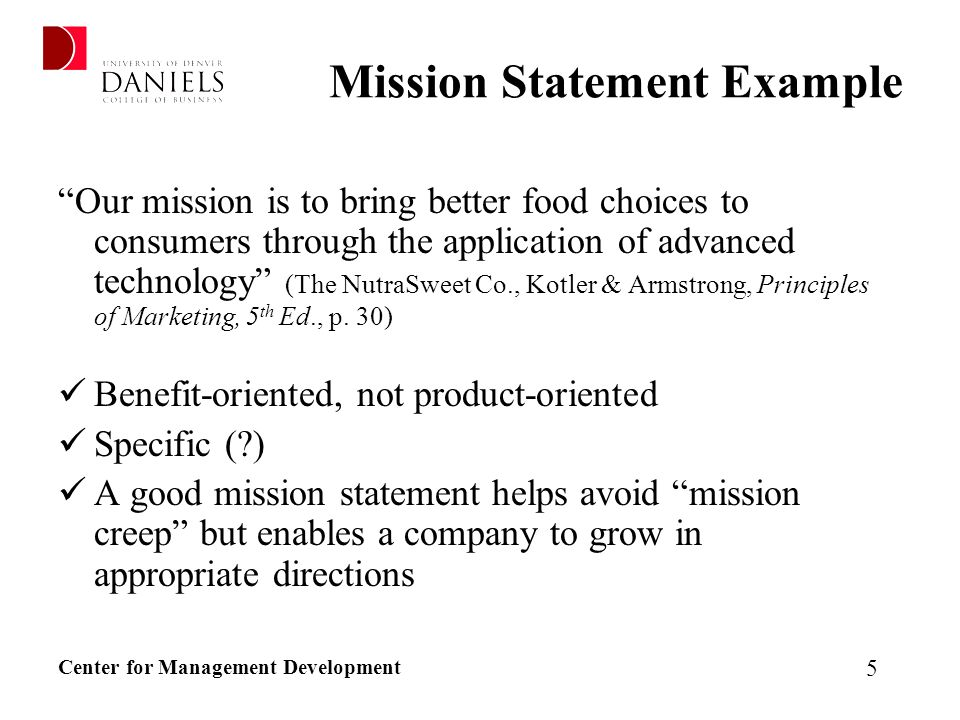 Developing a mission and understanding strategy ppt video online.