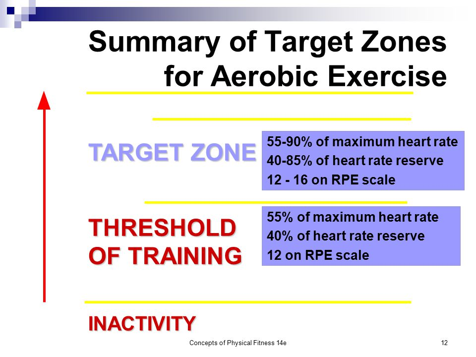 Section III: Concept 07 Cardiovascular Fitness - ppt video online download