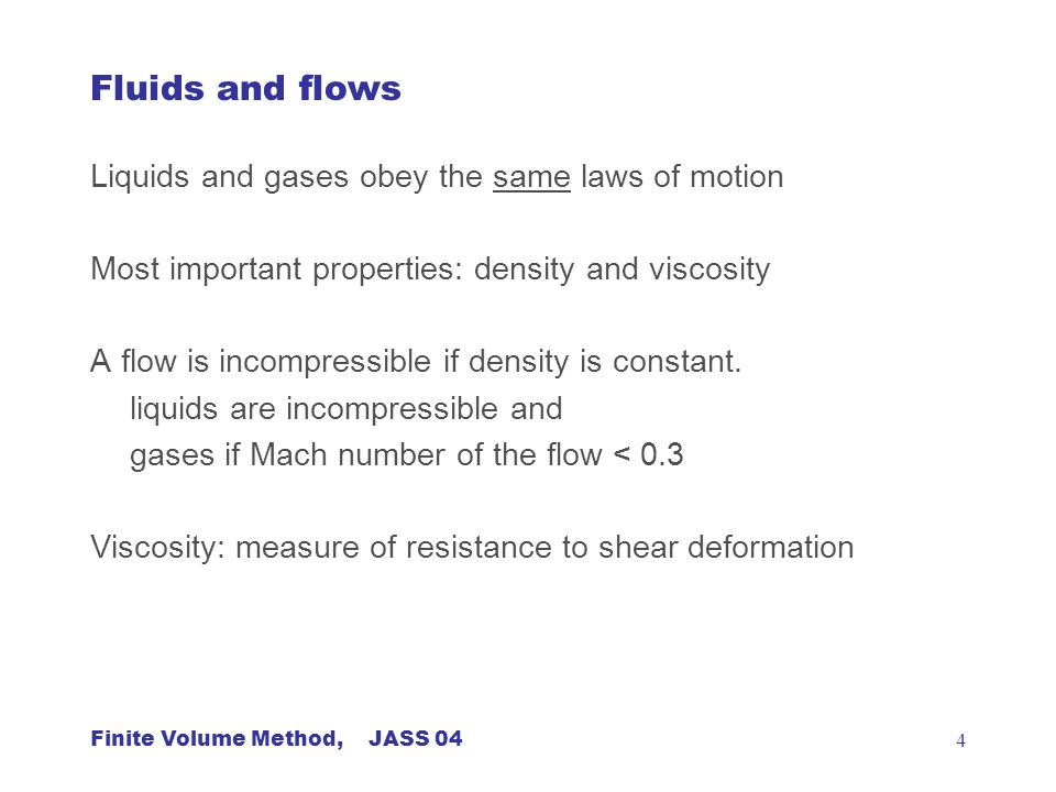 Introduction to numerical simulation of fluid flows - ppt