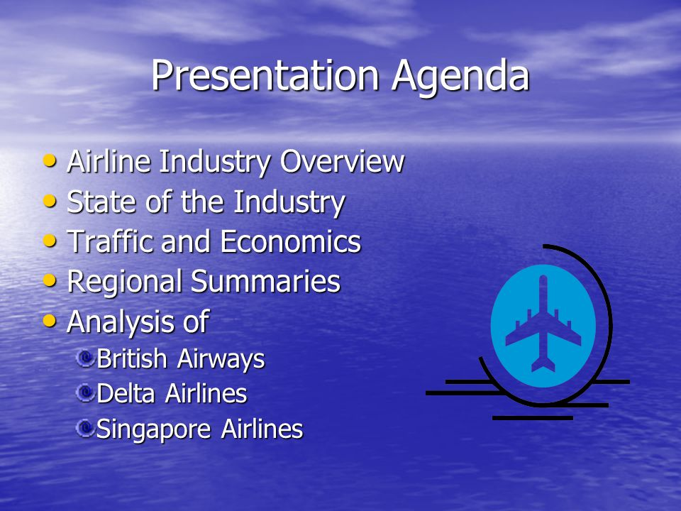 singapore airline industry analysis