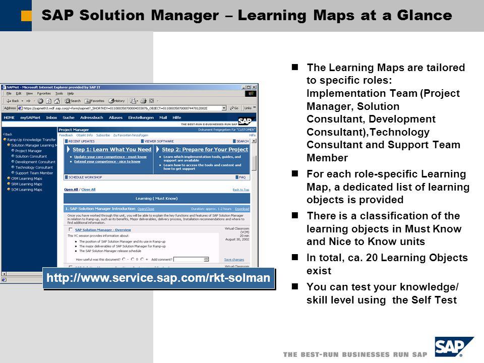 SAP Solution Manager Implementation of mySAP Business Suite ... on sap enterprise map, sap security map, risk heat map, it services map, sap process map, sap strategy map, sap netweaver map, infor solution map, sap marketing map, problem and solution map, sap value map, sap product map, sap road map, deloitte solution map, sap customer map, sap data map,