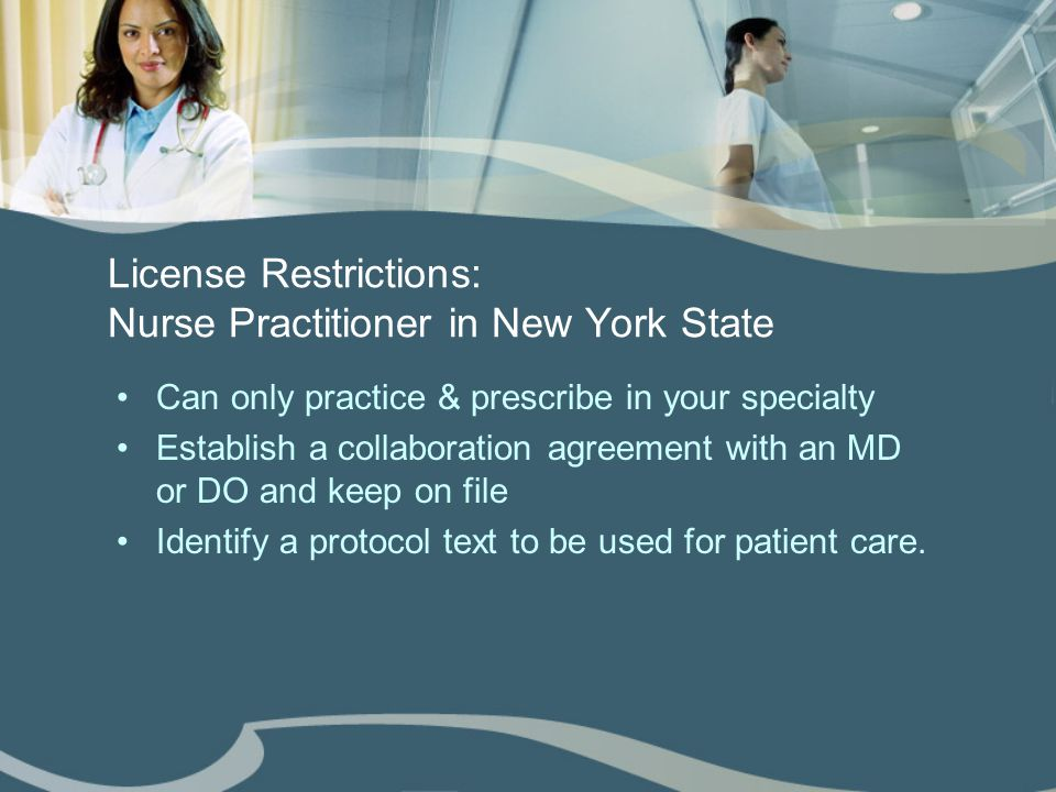 how to become a nurse practitioner in ny