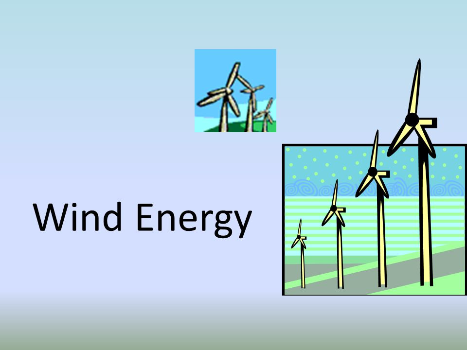 wind energy ppt download