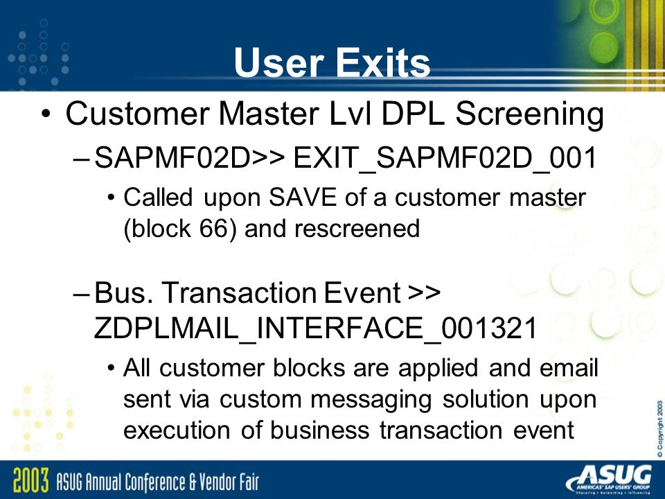SAP Foreign Trade Functionality - ppt download