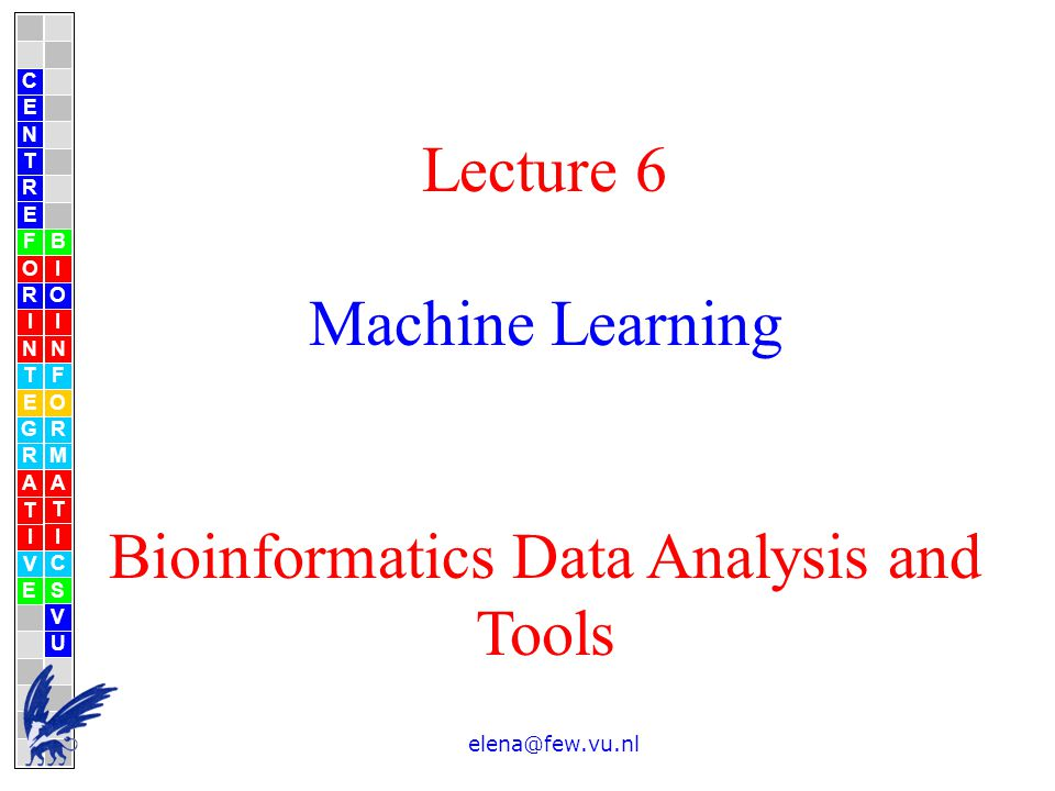 machine learning for data analysis pdf