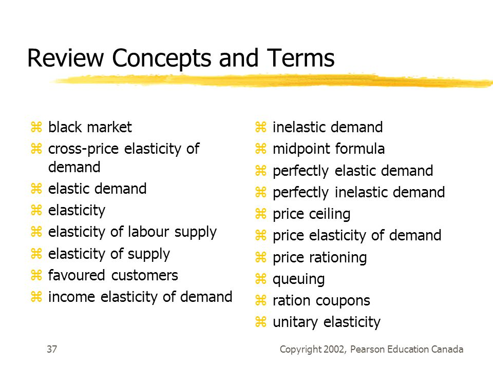 Review Concepts and Terms