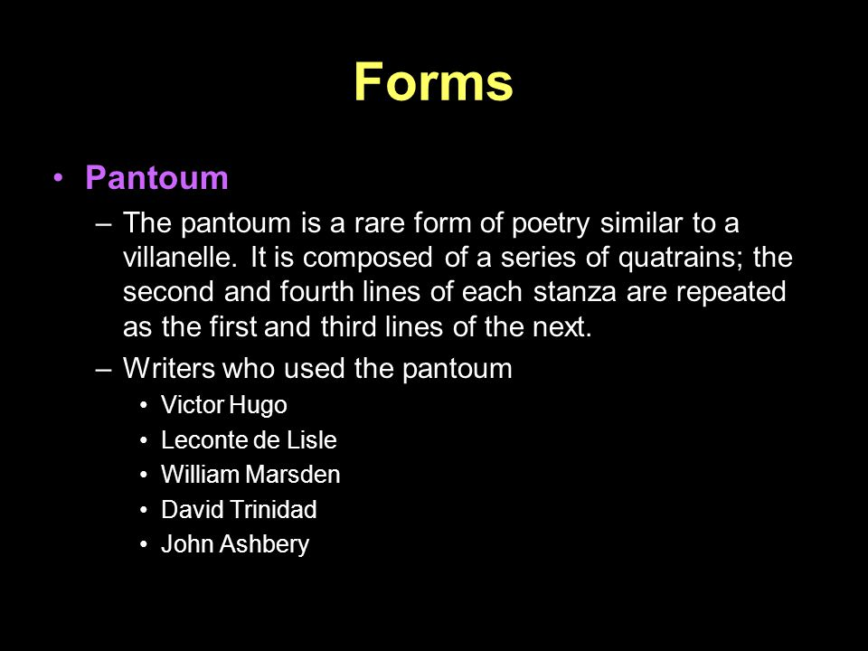 poem and analyse In this lesson you will learn how a poem's organization influences its meaning by asking how the stanzas in a poem fit together.