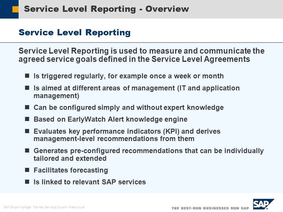 Sap Solution Manager Overview Ppt Video Online Download