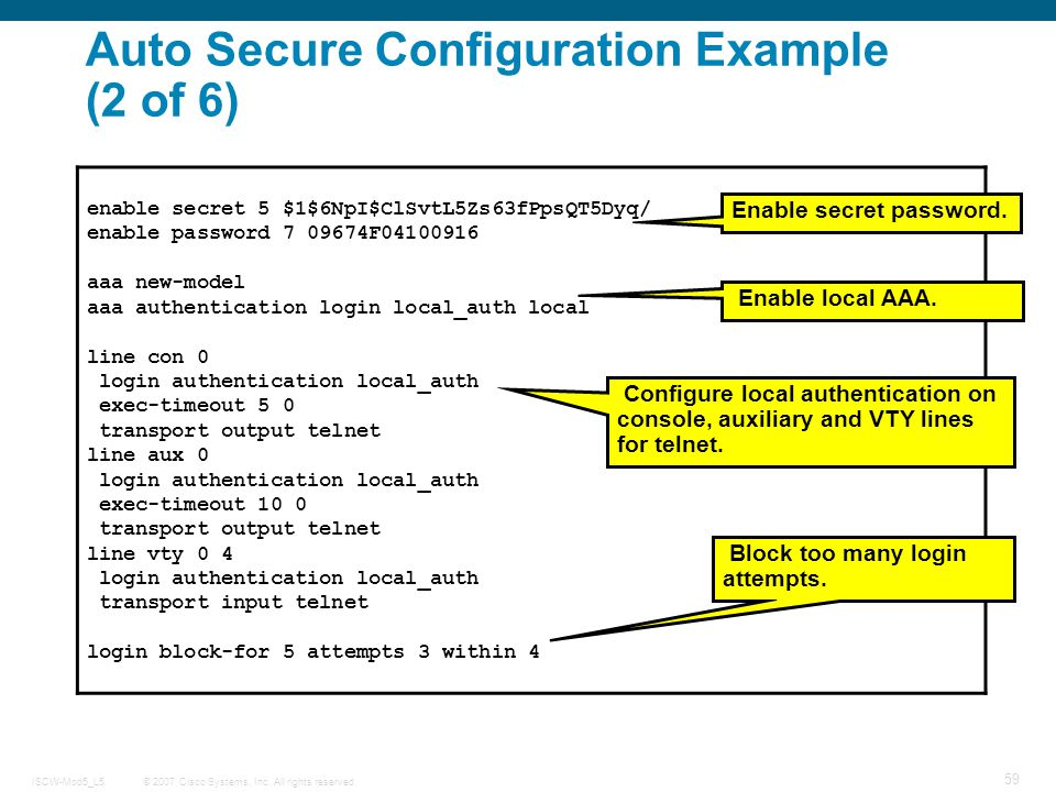 Implementing Secure Converged Wide Area Networks (ISCW