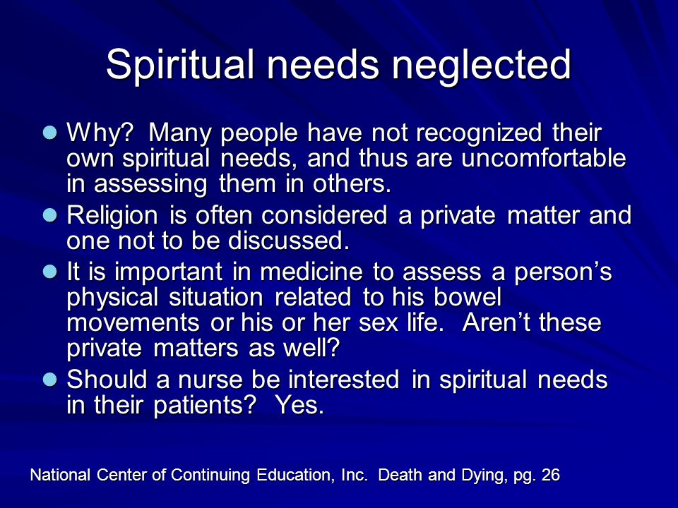 Spirituality: Faith and Healthcare - ppt download