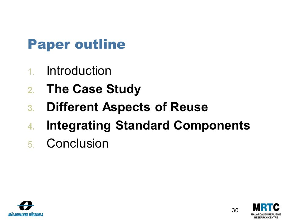 research paper outline powerpoint Click on any of the links below to see examples of undergraduate research powerpoint presentations (you will need adobe reader to open and view the files.