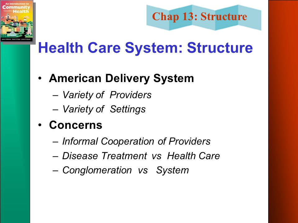 Health Care System: Structure