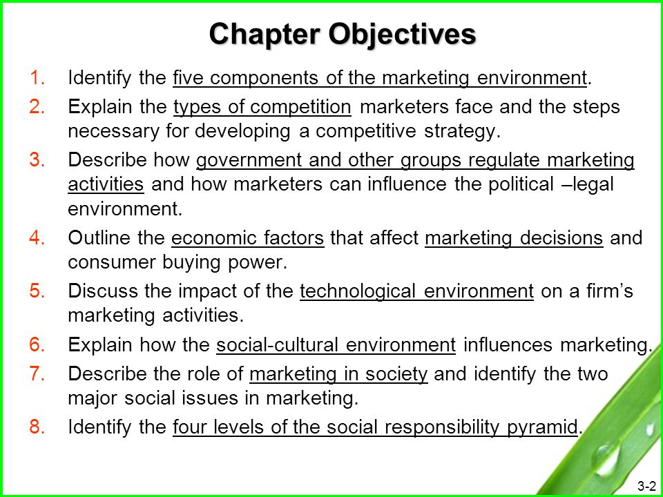 political legal environment in marketing
